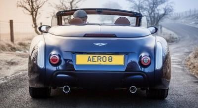 2015 Morgan Aero 8 Hardtop 7