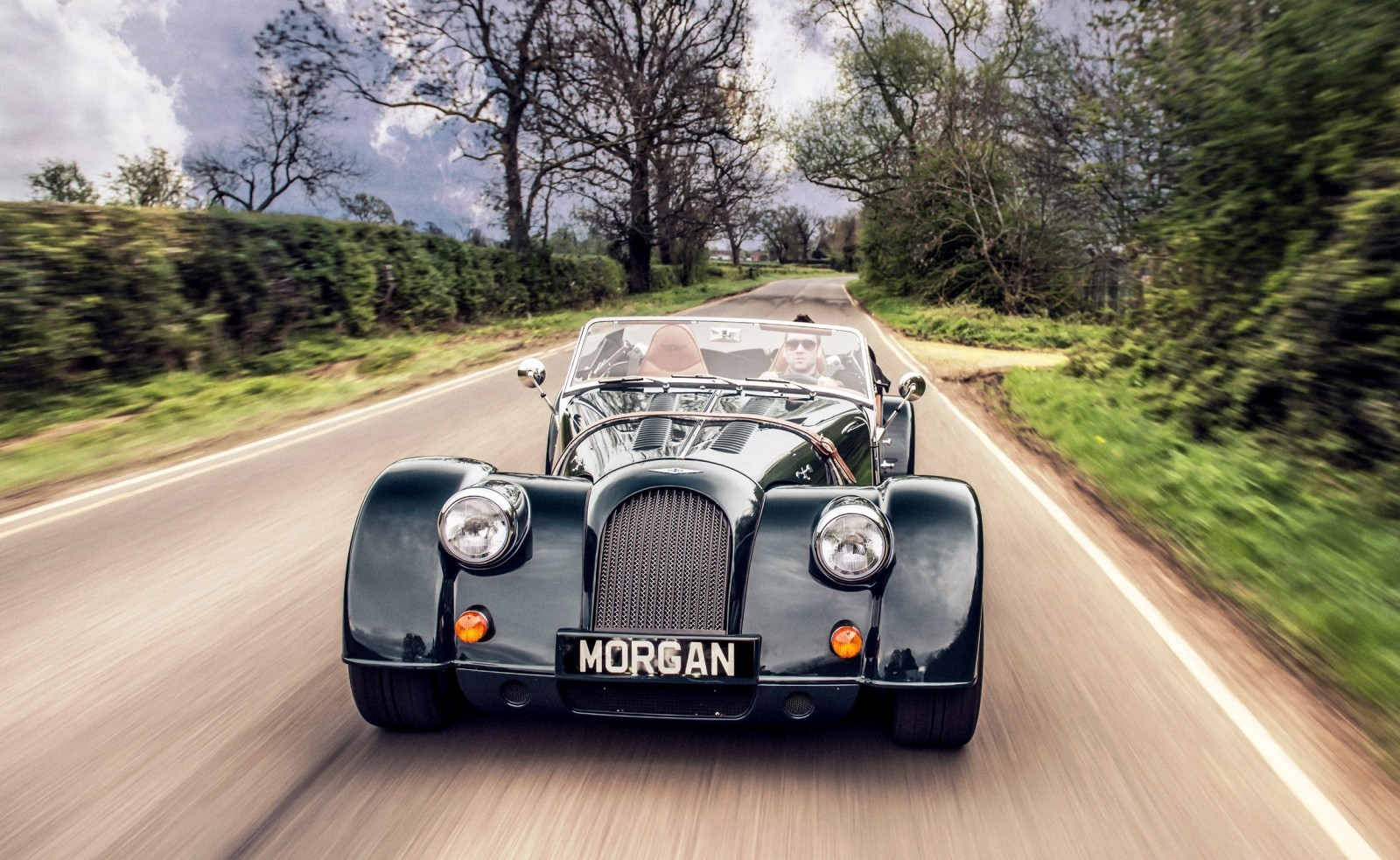 2015 Morgan Plus 8 12