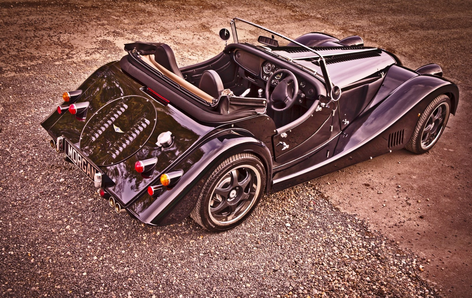 2015 Morgan Plus 8 4