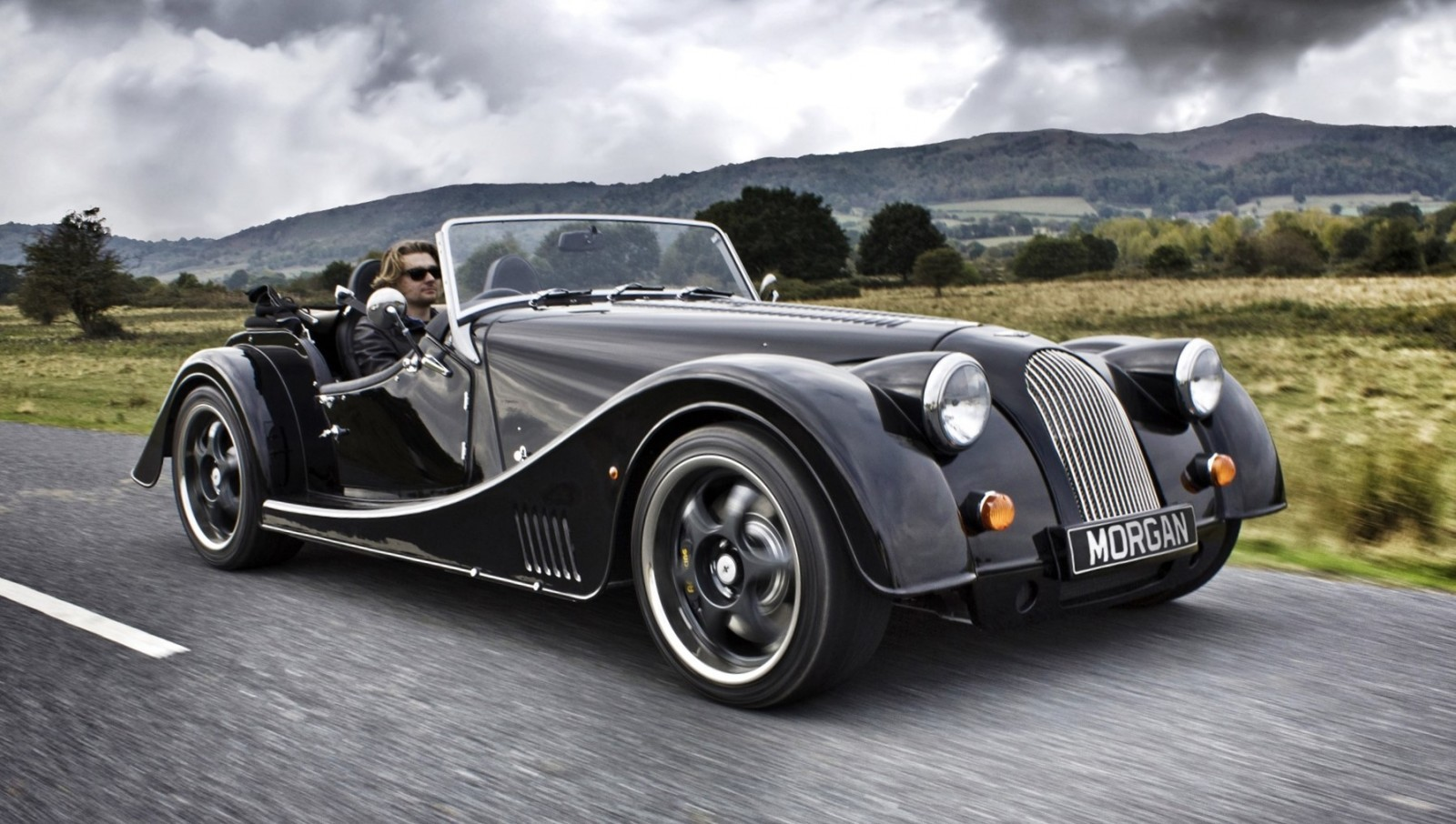 2015 Morgan Plus 8 6