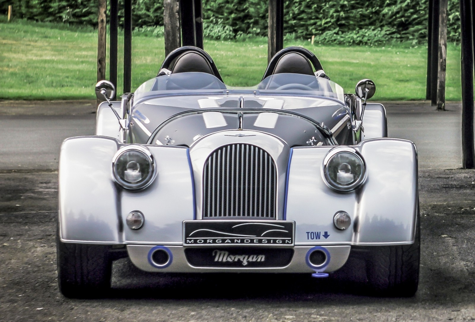 2015 Morgan Plus 8 Speedster 4