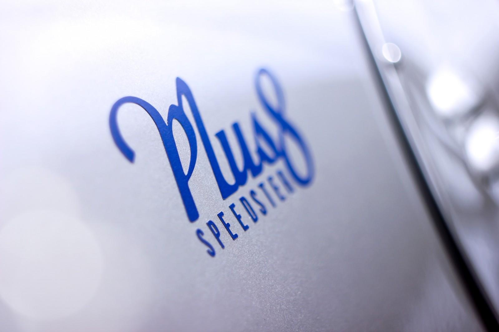 2015 Morgan Plus 8 Speedster 8
