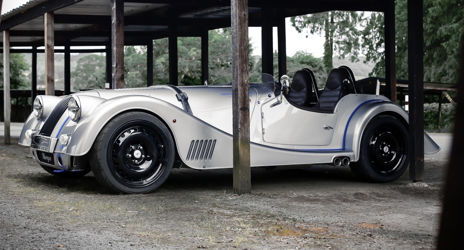 2015 Morgan Plus 8 Speedster 9