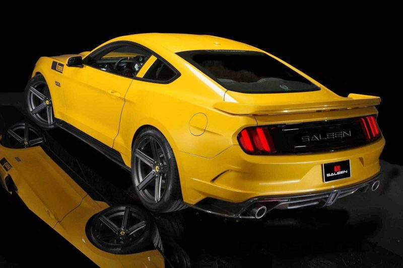 2015 Mustang S302 By SALEEN 20