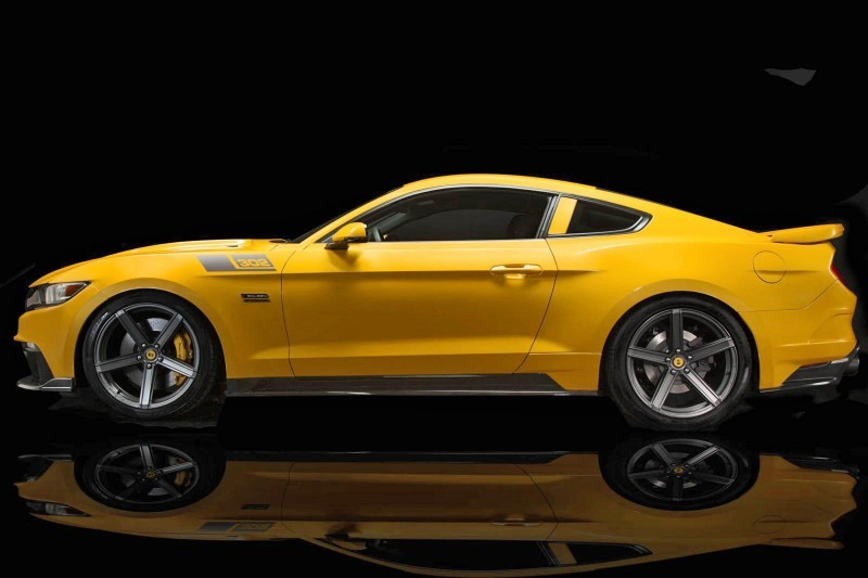 2015 Mustang S302 By SALEEN 22