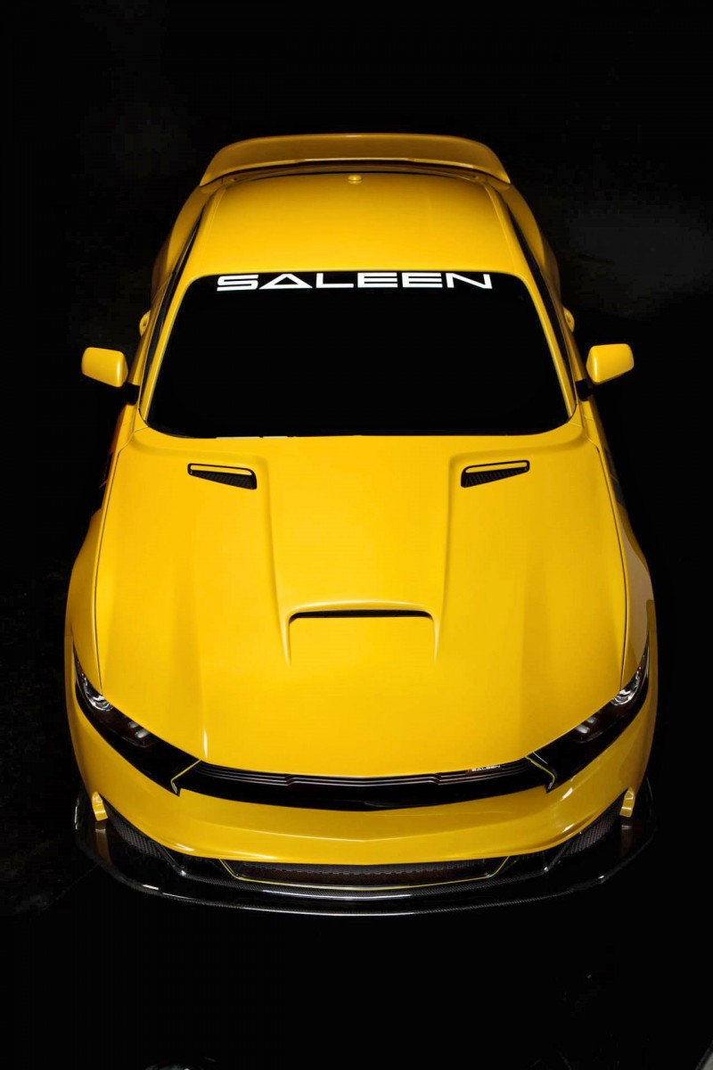 2015 Mustang S302 By SALEEN 25