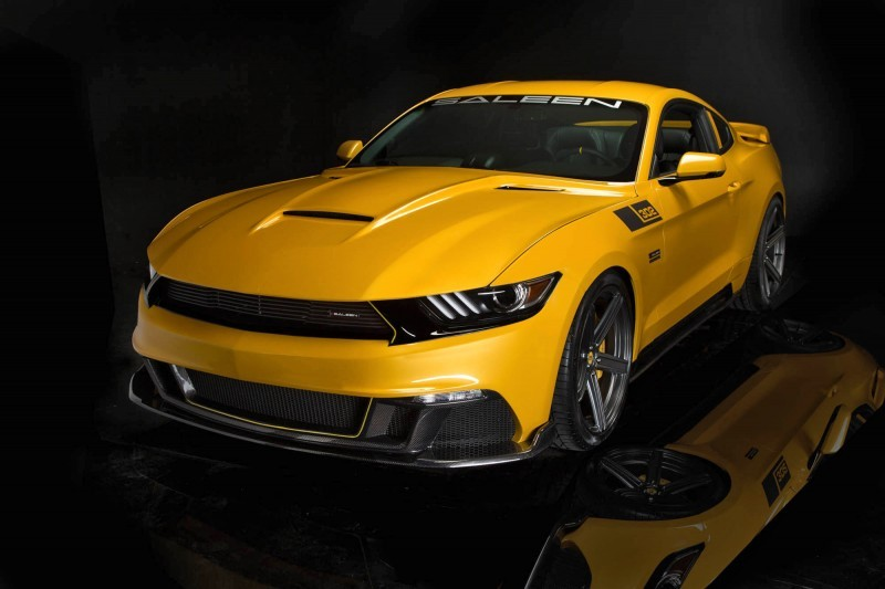 2015 Mustang S302 By SALEEN 3