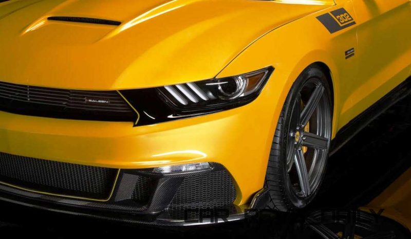 2015 Mustang S302 By SALEEN 5
