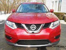 Road Test Review – 2015 Nissan Rogue SV AWD By Ken Glassman