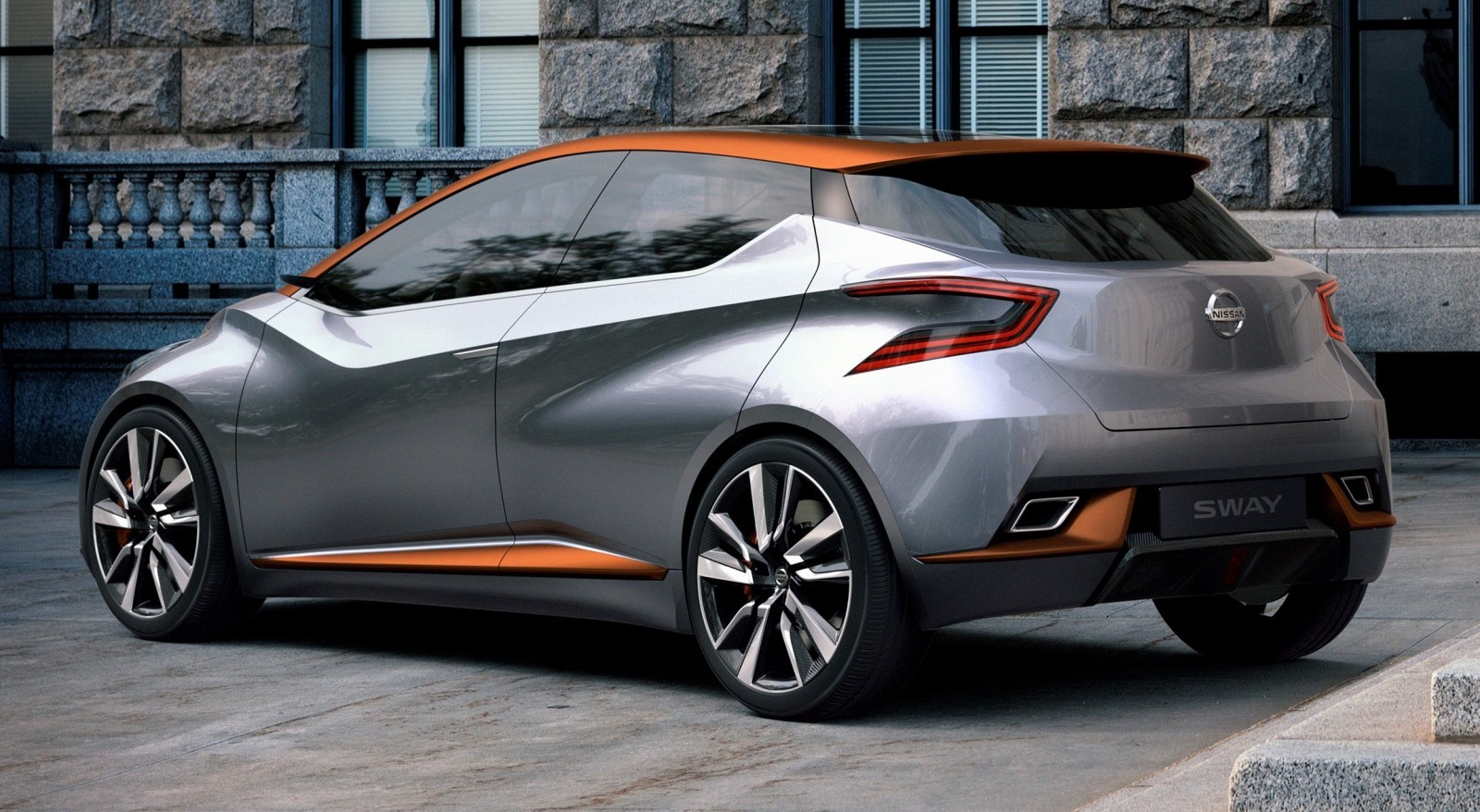 2015 Nissan SWAY Concept 6
