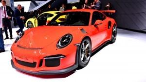 2015 Porsche 911 GT3 RS 16