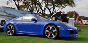 2015 Porsche 911 GTS Club Coupe 12