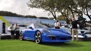 2015 Porsche 911 GTS Club Coupe 13