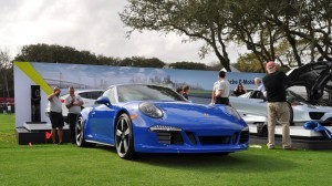 2015 Porsche 911 GTS Club Coupe 14