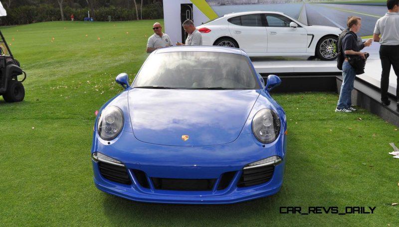 2015 Porsche 911 GTS Club Coupe 22