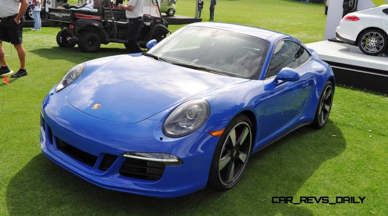 2015 Porsche 911 GTS Club Coupe 25