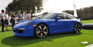 2015 Porsche 911 GTS Club Coupe 30