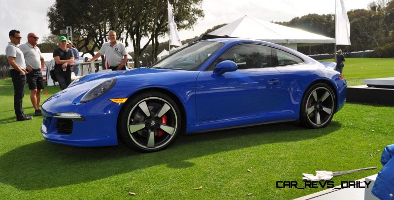 2015 Porsche 911 GTS Club Coupe 31