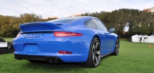 2015 Porsche 911 GTS Club Coupe 34