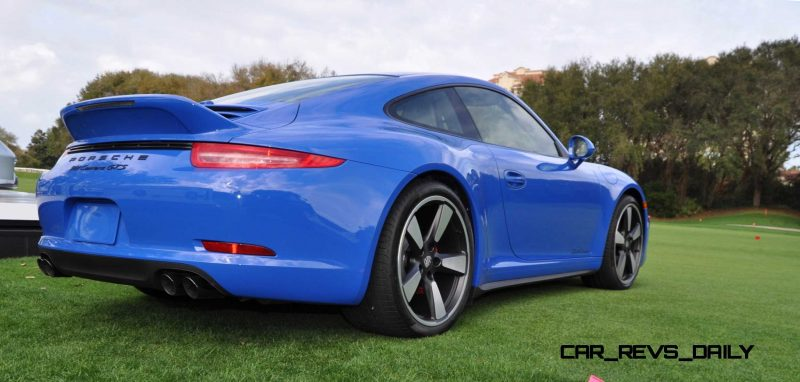 2015 Porsche 911 GTS Club Coupe 36