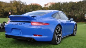 2015 Porsche 911 GTS Club Coupe 39