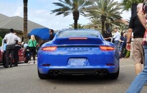 2015 Porsche 911 GTS Club Coupe 4