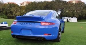 2015 Porsche 911 GTS Club Coupe 40