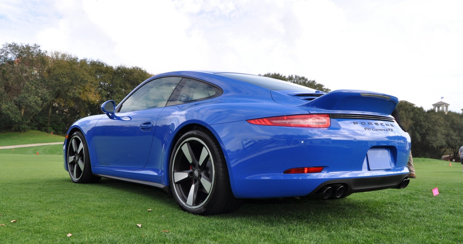 2015 Porsche 911 GTS Club Coupe USA