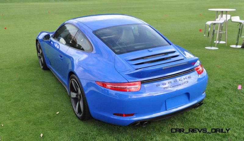 2015 Porsche 911 GTS Club Coupe 48