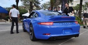 2015 Porsche 911 GTS Club Coupe 5