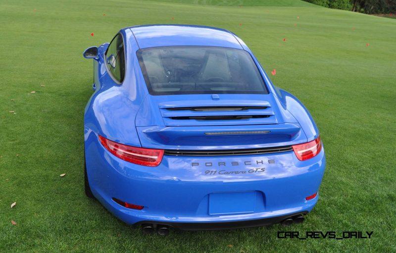 2015 Porsche 911 GTS Club Coupe 50