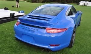 2015 Porsche 911 GTS Club Coupe 52