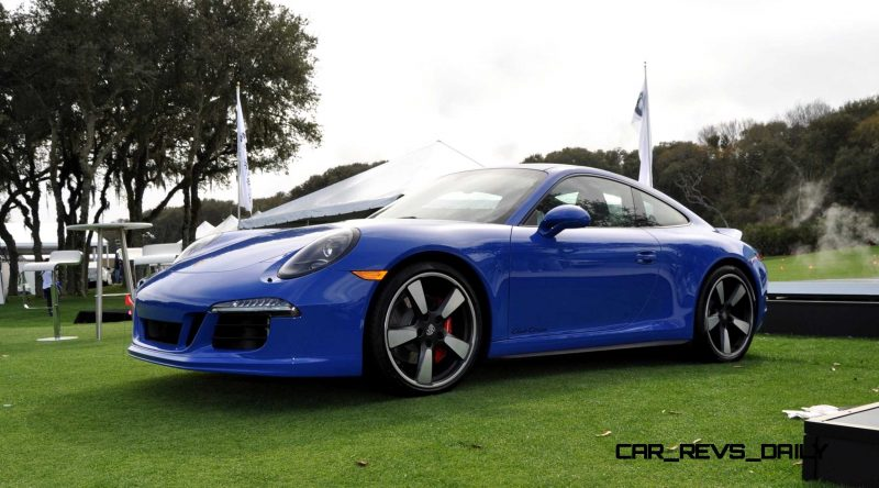 2015 Porsche 911 GTS Club Coupe 55