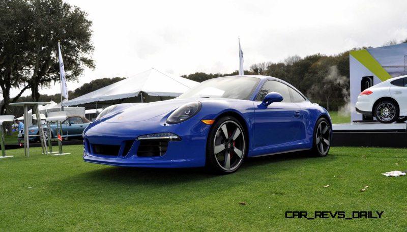 2015 Porsche 911 GTS Club Coupe 56