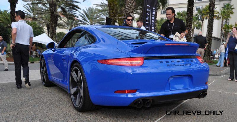2015 Porsche 911 GTS Club Coupe 6