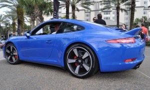 2015 Porsche 911 GTS Club Coupe 7