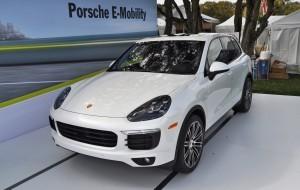 2015 Porsche Cayenne S E-Hybrid 18
