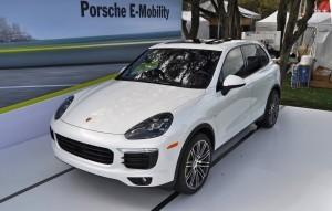 2015 Porsche Cayenne S E-Hybrid 19
