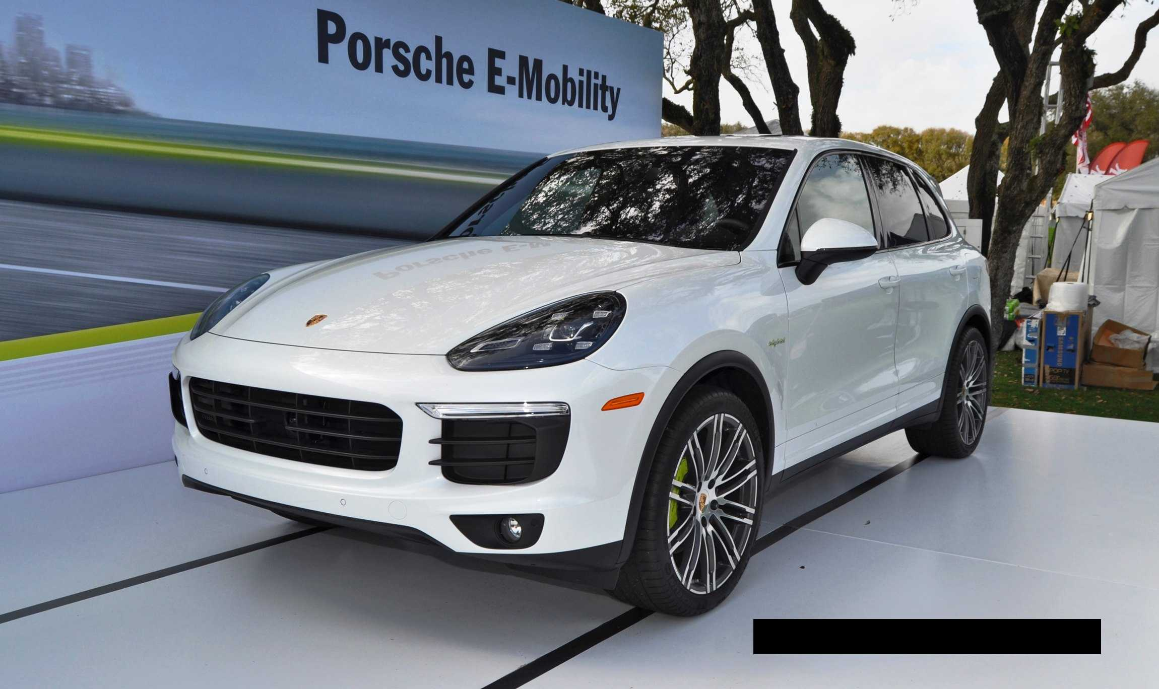 2015 porsche cayenne s e hybrid 20. Black Bedroom Furniture Sets. Home Design Ideas
