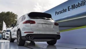 2015 Porsche Cayenne S E-Hybrid 50