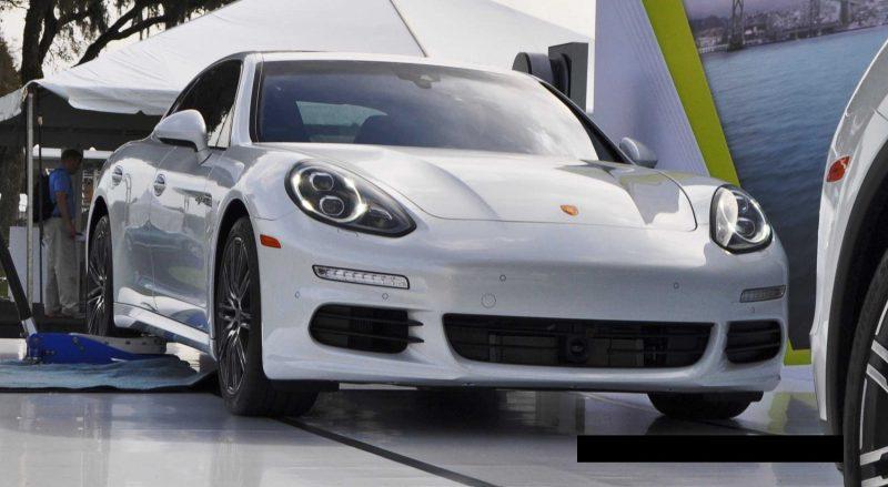 2015 Porsche Cayenne S E-Hybrid 63
