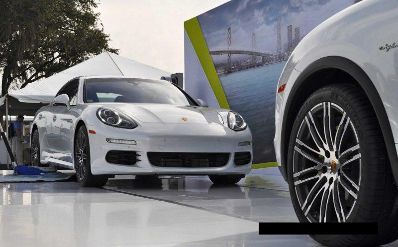 2015 Porsche Cayenne S E-Hybrid 65