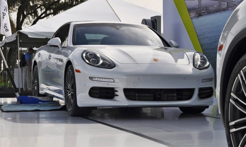 2015 Porsche Cayenne S E-Hybrid 67