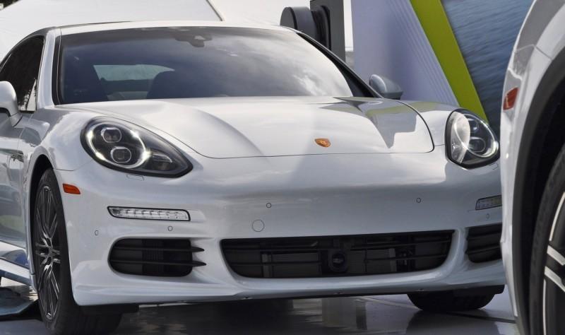 2015 Porsche Cayenne S E-Hybrid 68