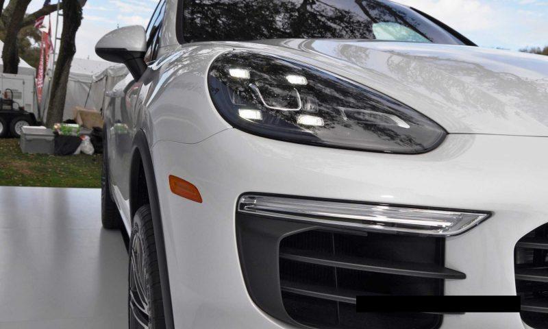 2015 Porsche Cayenne S E-Hybrid 70