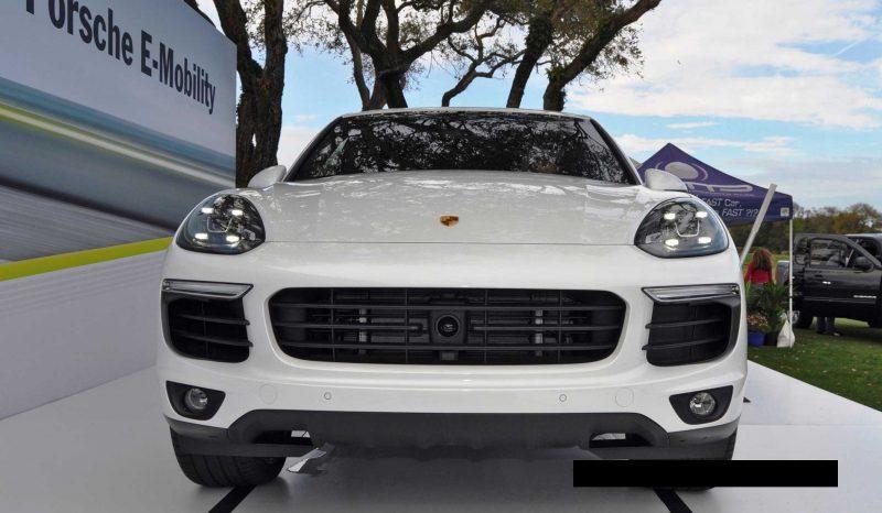 2015 Porsche Cayenne S E-Hybrid 78