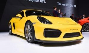 2015 Porsche Cayman GT4 10
