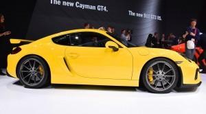 2015 Porsche Cayman GT4 16
