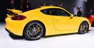 2015 Porsche Cayman GT4 18
