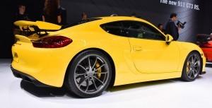 2015 Porsche Cayman GT4 19